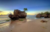 Sunset di Pantai Padang-Padang