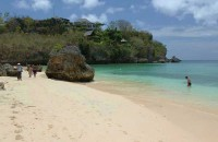 Pasir Putih Pantai Padang-Padang